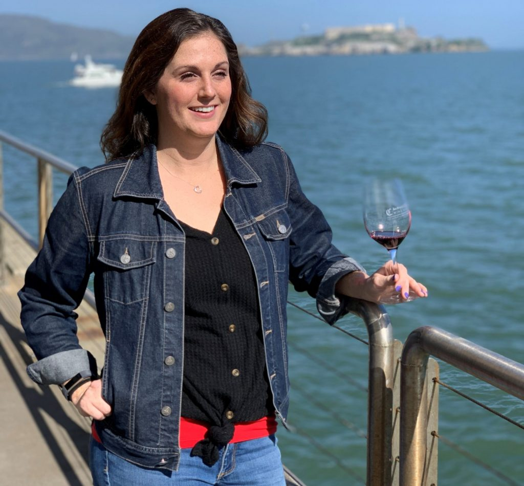 Tara SF Chronicle Pouring 2020